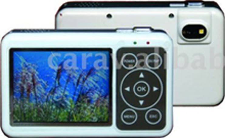 CMV9301 PMP doubles as 3MP / 5MP camera