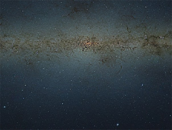 9-gigapixel image of the Milky Way reminds us just how small we truly are