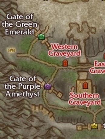 Randomizing the Strand of the Ancients spawn points