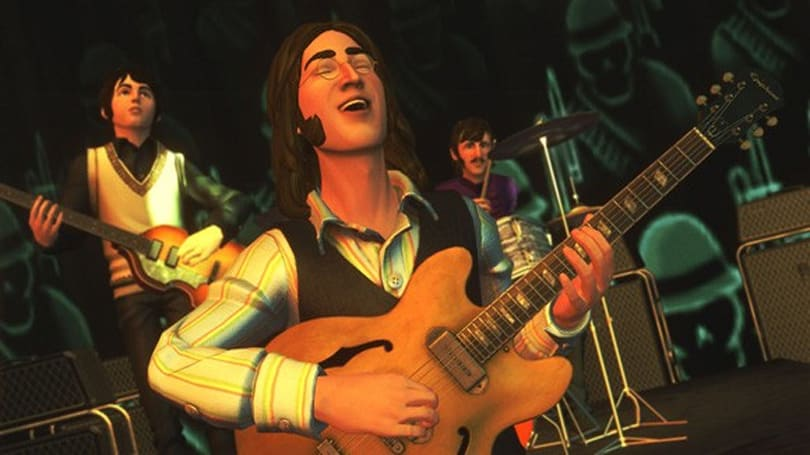 MTV admits higher sales of Beatles: Rock Band were expected in Europe