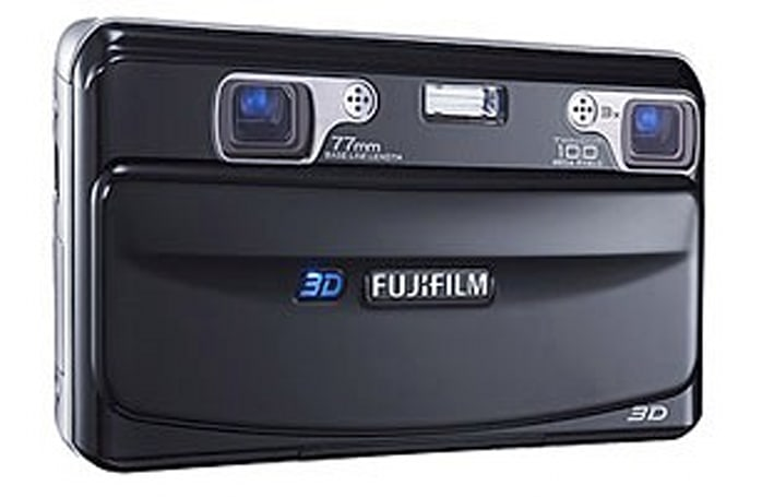 Fujifilm's FinePix Real 3D camera to launch in September, cost around $600