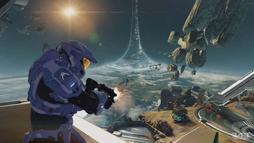 Walmart discounts Halo: The Master Chief Collection bundle for Black Friday