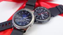 見た目は高級腕時計、4日動くスマートウォッチ『Galaxy Gear S3』は12月22日国内発売