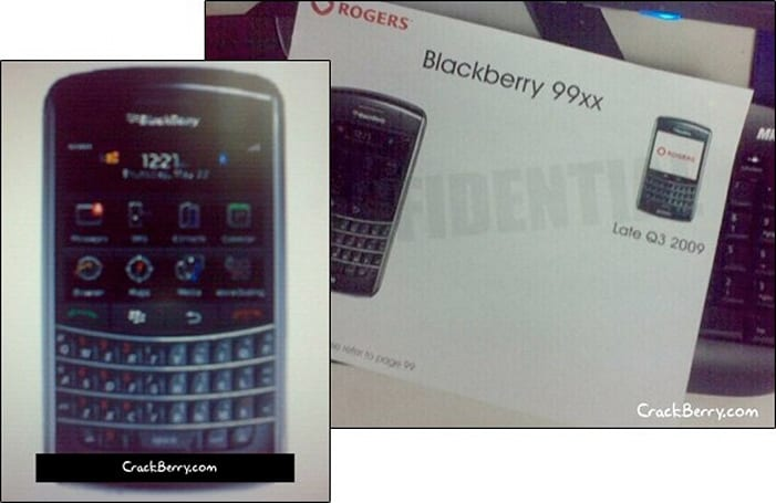 Trio of new BlackBerrys rumored for the high end
