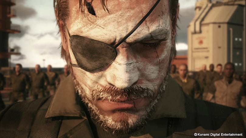 'Metal Gear Online' evolves its stealthy multiplayer in 'The Phantom Pain'