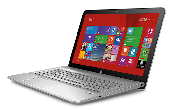 Engadget giveaway: Win a 15.6-inch HP Envy laptop courtesy of AMD!