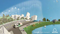 Google's testing pollution-sensing gear in its Street View cars