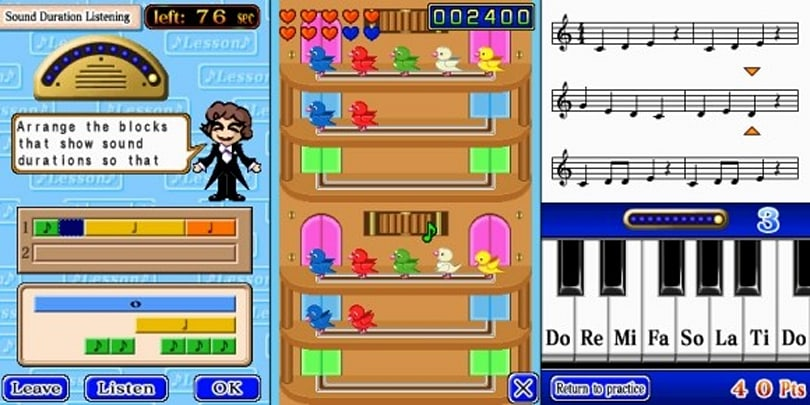 First look at Nobilis' music training game