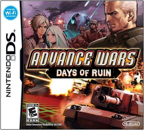 Advance Wars: Days of Ruin cheap on Amazon