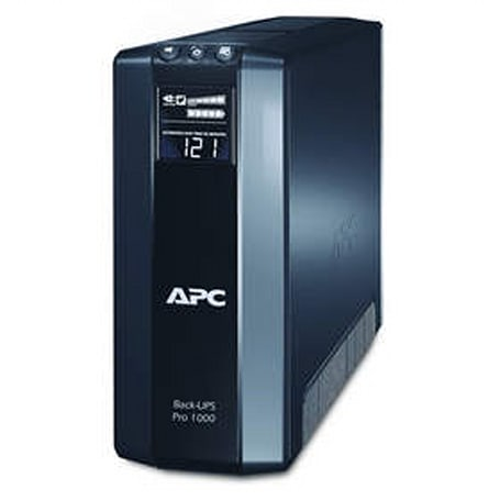 APC adds LCD, zero-draw power outlets to new Back-UPS Pro models