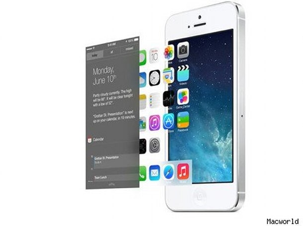 The science of iOS 7's parallax effect