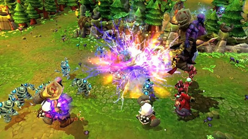 League of Legends boasts 15 million registered players