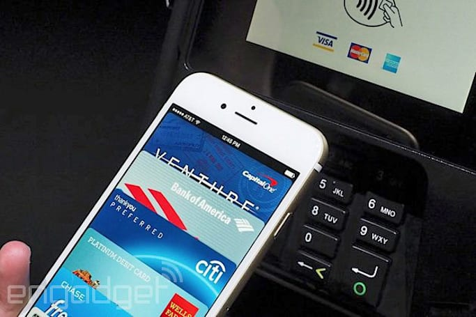 Every major US credit card will soon work with Apple Pay