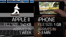 Jordan Mechner compares Karateka on the Apple 2 and the iPhone