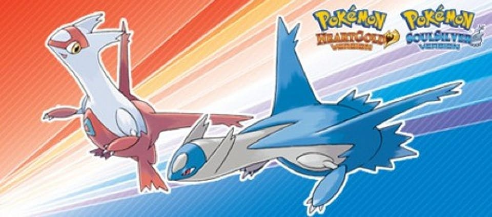 Catch Latias or Latios...