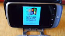 Nexus One runs Windows 3.11, possibly the saddest thing we've seen all day (video)