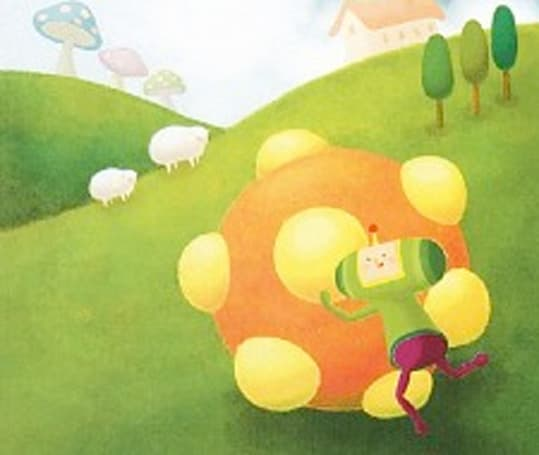 Beautiful Katamari in Famitsu, but no sign of Wii [update 1]