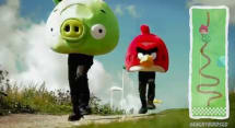 Rovio teases 'Angry Birds Go' racing game in new trailer