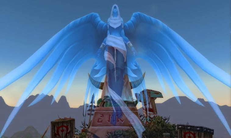 Around Azeroth: Shrine of the Fallen Warrior