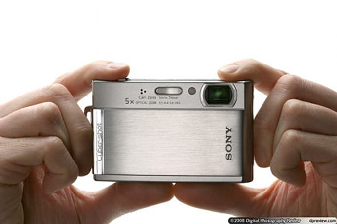 Sony Cyber-shot DSC-T300 gets reviewed