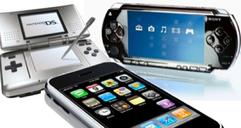 iPod touch outselling PSP and DS in games, not systems