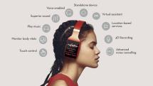 Siriみたいな音声AI入り無線ヘッドホン「Vinci」出資募集中。3G接続でSpotify再生、フィットネス機能、通話も