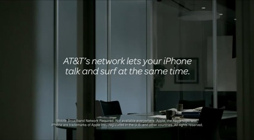 AT&T fires back with latest iPhone ad: simultaneous voice and web more important than you think (video)