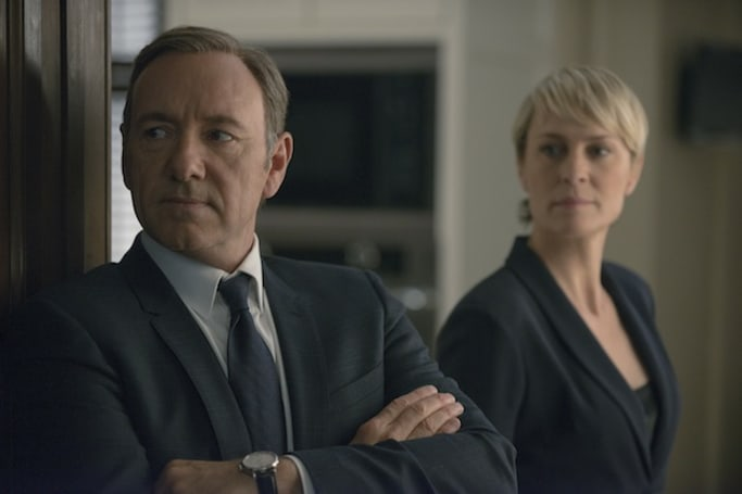 House of Cards S2 Blu-ray goes on sale June 19th for those who prefer a hard copy