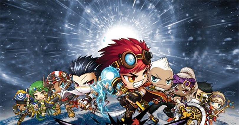 Maplestory celebrates eight years with events