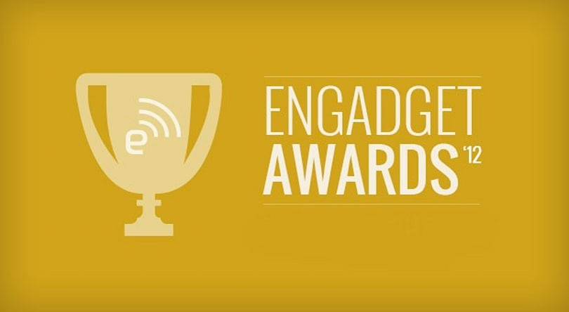 Nominate your favorite gadgets for the 2012 Engadget Awards!