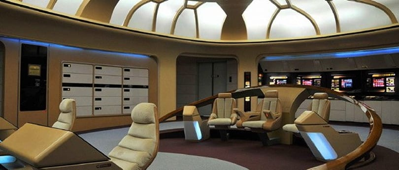 Enterprise-D restoration fundraiser goes live: your chance to revive a slice of Star Trek is here