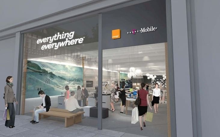 Everything Everywhere promises 'small-scale LTE launch' in UK by the end of 2012
