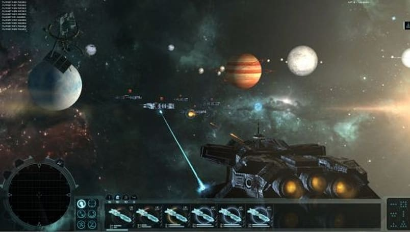 PAX Prime 2012: Our first look at MMORTS Novus Aeterno