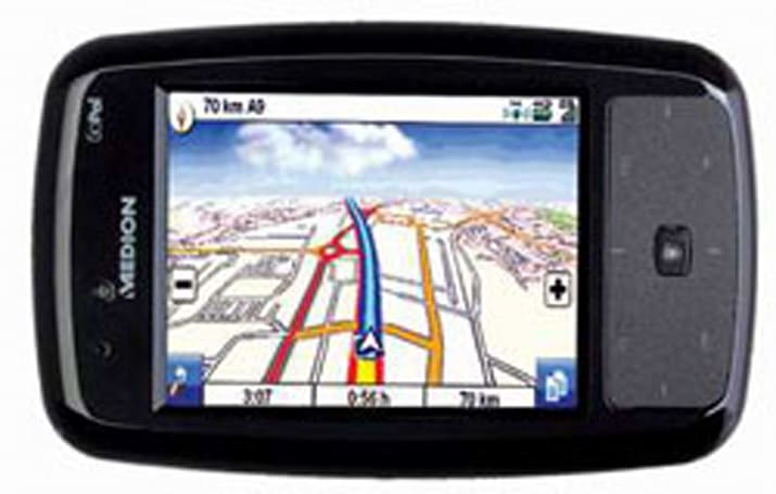 Medion unveils GoPal X4510 / S2310 navigation units at CeBIT