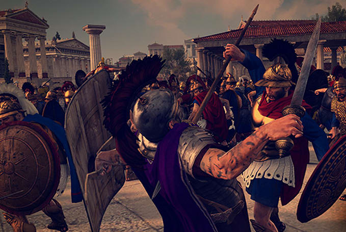 PSA: Free Baktrian faction invades Total War: Rome 2