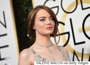 The Best-Dressed Stars At The 2017 Golden Globes