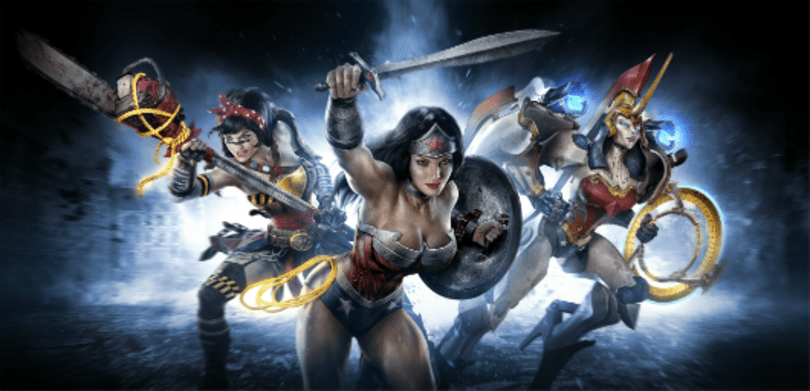 DC's Infinite Crisis begins battle in beta this March
