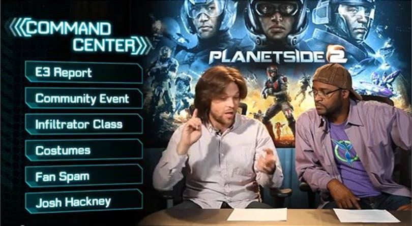 PlanetSide 2 beta coming 'within the next month'