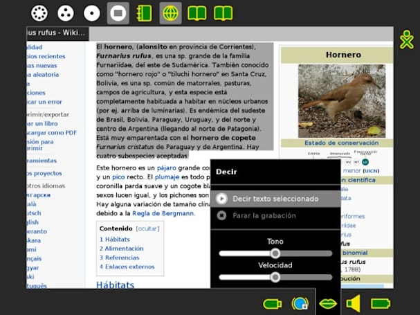 OLPC delivers big OS update with text-to-speech, DisplayLink and WebKit