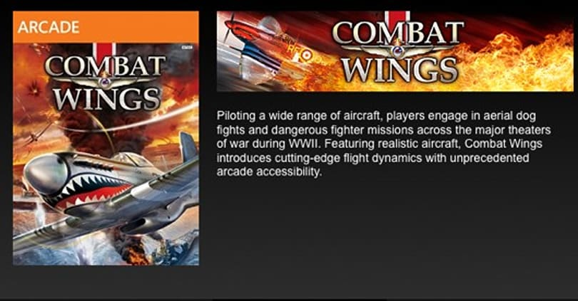 Rumor: Combat Wings landing on XBLA