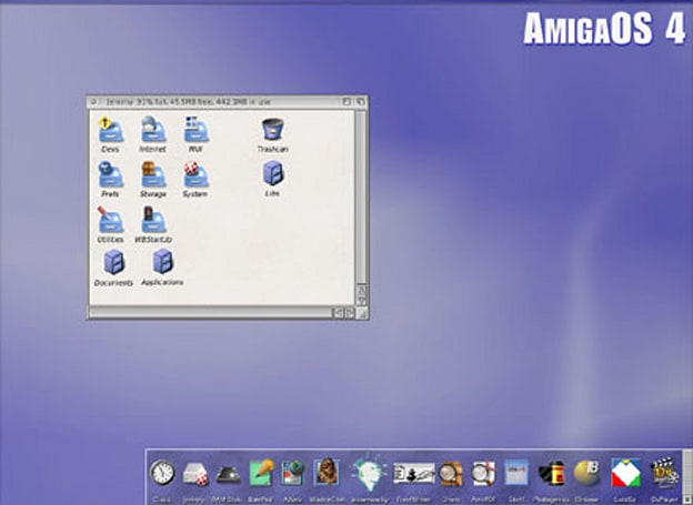 Third party Amiga development continues as lawsuits drag on