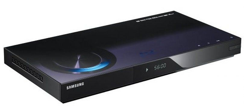 Samsung's BD-C6900 3D Blu-ray player reviewed: speedy, but noisy