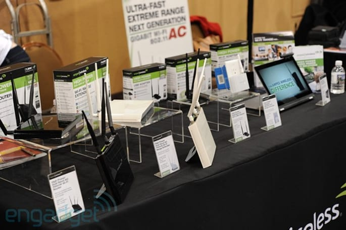 Amped Wireless 2013-era super-range WiFi gear unveiled at CES