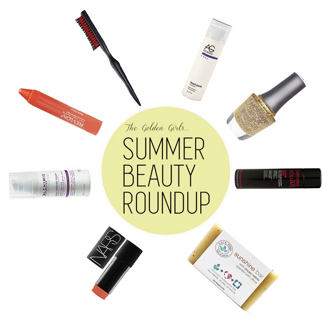 A few summer beauty essentials that won't break the bank