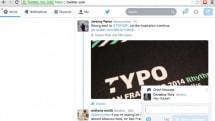 Twitterがポップアップ通知を導入。返信やリツイート、フォロー、DMに直接対応