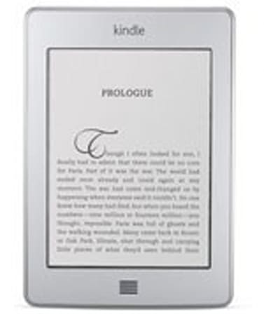PSA: Kindle Touch shipping a week early