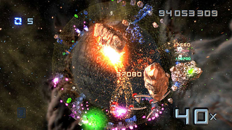 Super Stardust HD bracing for 'Impact Mode' DLC