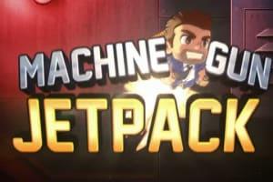 Machine Gun Jetpack (Developer Diary)