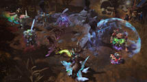 'Heroes of the Storm' pits 'StarCraft against 'Warcraft' in June