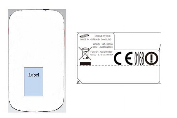 Samsung Galaxy Mini 2 spotted at the FCC